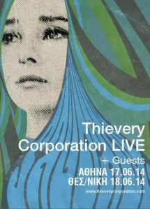 thievery live